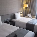 Nice rooms with good facilities