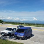 View from General Santos Airport back to GenSan