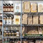 """Stock The Pantry"" with local and imported goods"