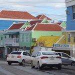 Otrobanda street scene