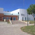 Fachada principal do Centro Ciência Viva do Alviela