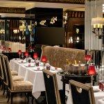 Salle à manger du Fouquet's Cannes