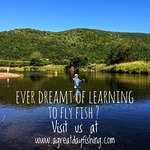 Ever dreamt of learning to fly fish?