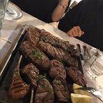 grigliata mista di carne per due