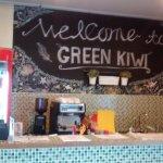 Foto de The Green Kiwi Backpacker Hostel