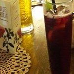 Sangria & beer