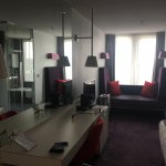 Photo de WestCord Art Hotel Amsterdam