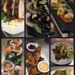 Some of our main meals and tapas
