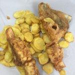 Salt Cod & Chips