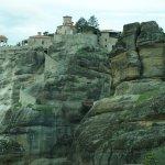 One of the 6 Meteor Monasteries.