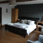 St Oswald Room - a perfect double/family/twin room with en-suite