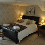 Herriot Room a perfect Double/family/twin room on the top floor of Holmedale