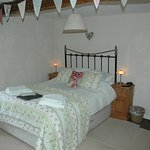 Swaledale Room - a comfortable double room with ensuite