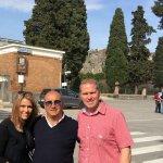 We love our Pompeii guide- LELLO!!