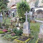 Petersfriedhof Foto