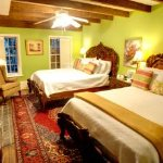 Our Oglethorpe room is perfect for travel buddies!