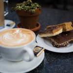 Coffee & cake - the perfect way to top off a trip to House of Marbles