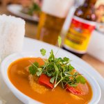 We are a fully licensed daytime restaurant so beer & wine can be found on our menu