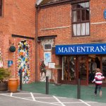 The Old Pottery Restaurant can be found at House of Marbles in Bovey Tracey on the edge of Dartm