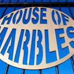 There is plenty of free parking & no entrance fees at House of Marbles, making us a great stop