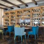 Mueble de los vinos, Restaurante