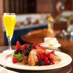Breakfast Buffet with Bottomless Mimosas