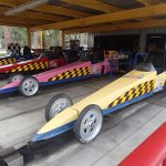Dragsters!