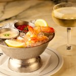Shrimp Cocktail At Lexington Brass