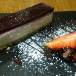 Recommend the cheescake, absolutely scrummy :)