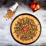 Pizza Arabe