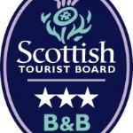 Visit Scotland Tourist Board 3 Star Grading
