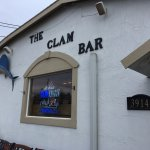 The Clam Bar - from outside