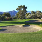Palm Desert Country Club sand traps