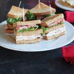 Basin Harbor Club Sandwich