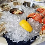 Oysters & Jonah Crab Claws