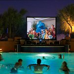 Summer Dive-In Movies