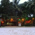 Tolle Strandbar: Ravenala Beach Cafe