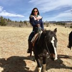 I'am here from Fort Worth, TX and this horseback riding tour was the best part of my vacation. O