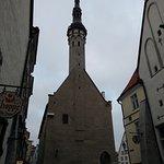 Tallinner Rathaus Foto
