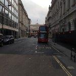 Bild från Pret a manger regent street london