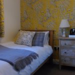 Our single ensuite room is perfect for the solo traveller or one of the family group!