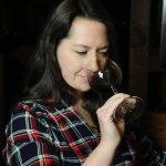 Winemaker Kelly Woods.