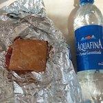 El picnic para almorzar