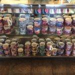 Wyatt Waters' cups