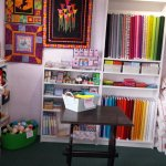 Patchwork, quilting, knitting & crochet supplies