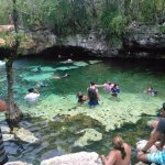 Photo de Cenote Azul