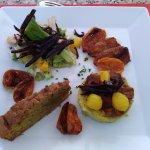 Salade de légumes (nom simple mais un vrai délice)