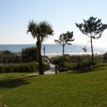 View of beach at Omni Amelia Island Plantation Resort