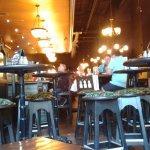 interior of restaurant -- Fionn McCool's
