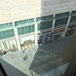 View from room 603 (floor 6)